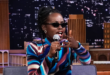 Lupita Nyong'o, famous rapper, freestyles about being in a Beyoncé song