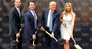 Trump's family tries to clean up his mess by tweeting wildly inconsistent calls for peace