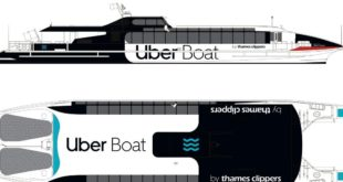 Uber Boat takes over London commuter ferry for water rides