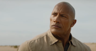 Dwayne Johnson becomes highest paid male actor for the second time in a row
