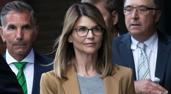 Lori Loughlin will serve two months in jail over admissions scam