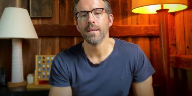 Ryan Reynolds launches diversity initiative